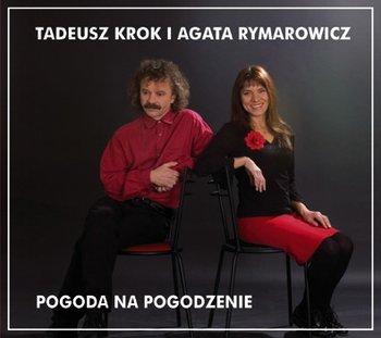 Tadeusz Krok i Agata Rymarowicz