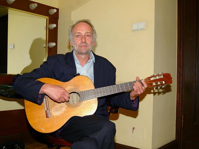 Przemysław Gintrowski - nie zaśpiewa już nigdy !